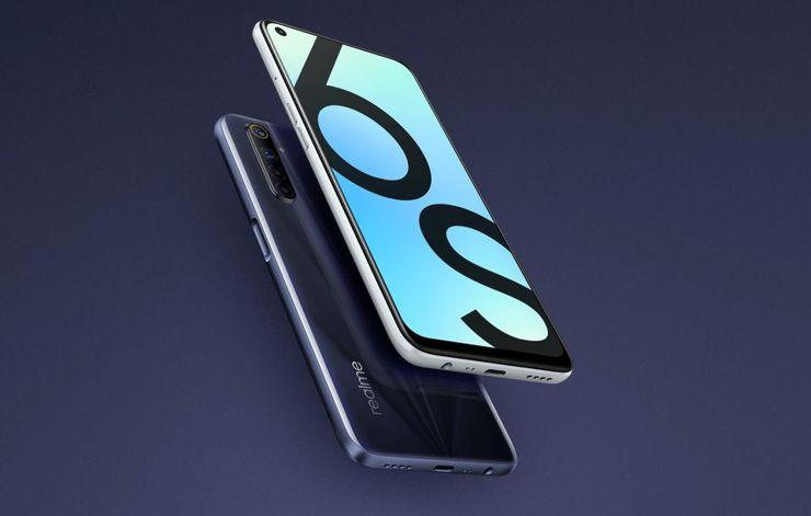Realme 6s - average phone on top