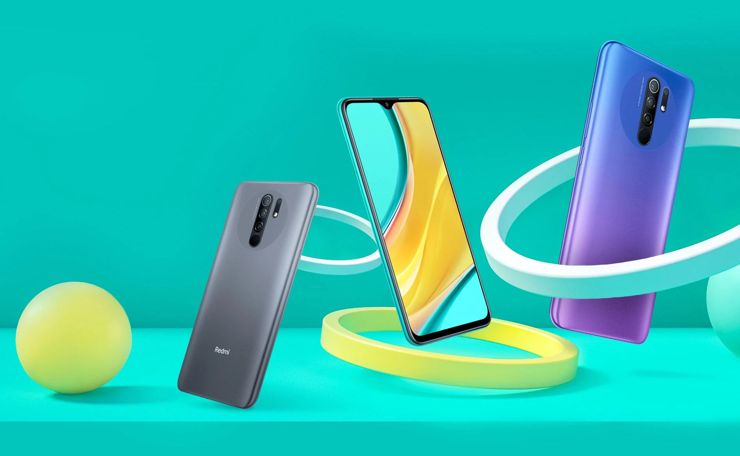 Redmi 9 Prime - the family is growing