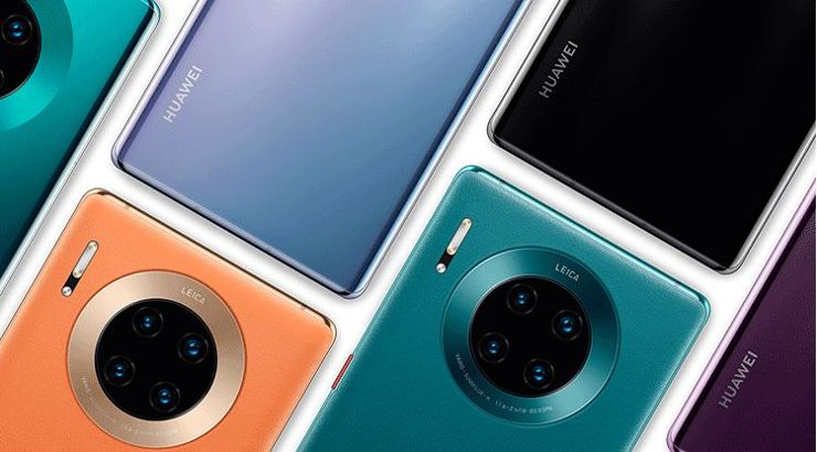 Huawei Mate 30E Pro - a quiet debut in China