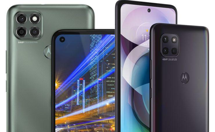 Motorola Moto G 5G and Moto G9 Power
