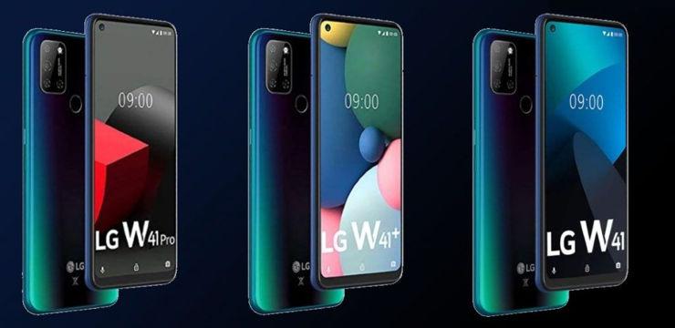 Seria LG W41