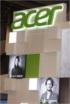 Acer:  keine wesentlichen Individualismus-Eigenschaften