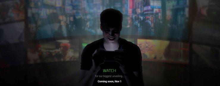 Razer Phone announcement