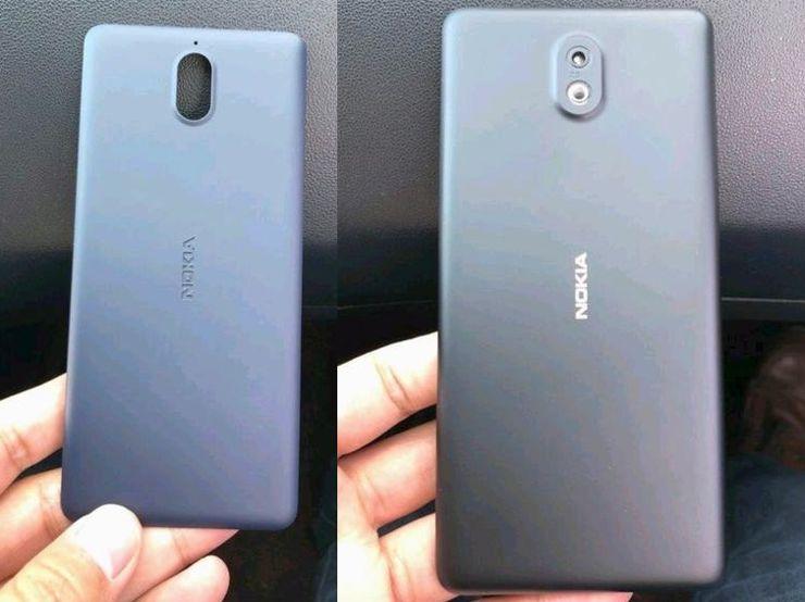 Is it Nokia 1?