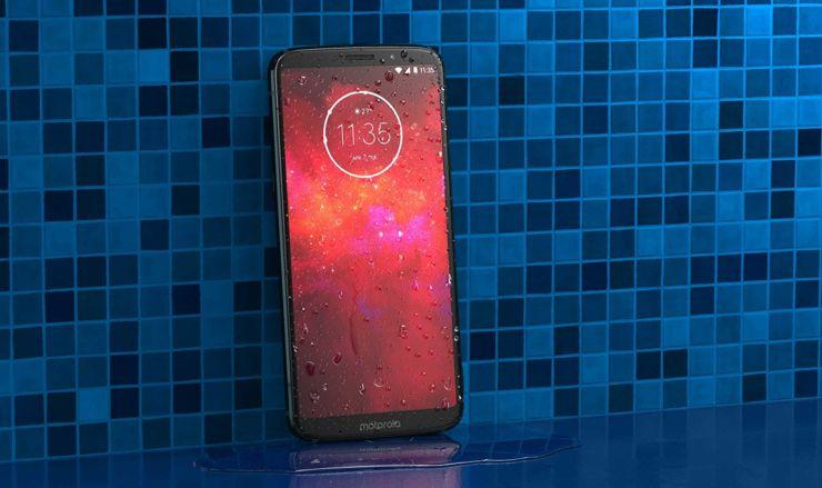 Motorola Moto Z3 Play