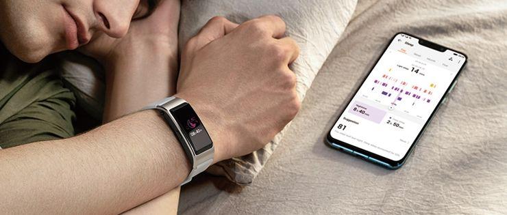 Huawei TalkBand B5 - we already know everything