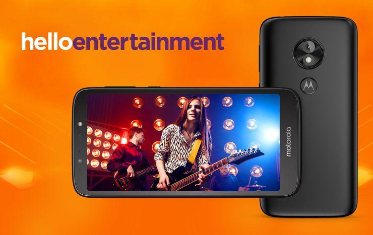 Motorola Moto E5 Play поступит в Европу с Android Go