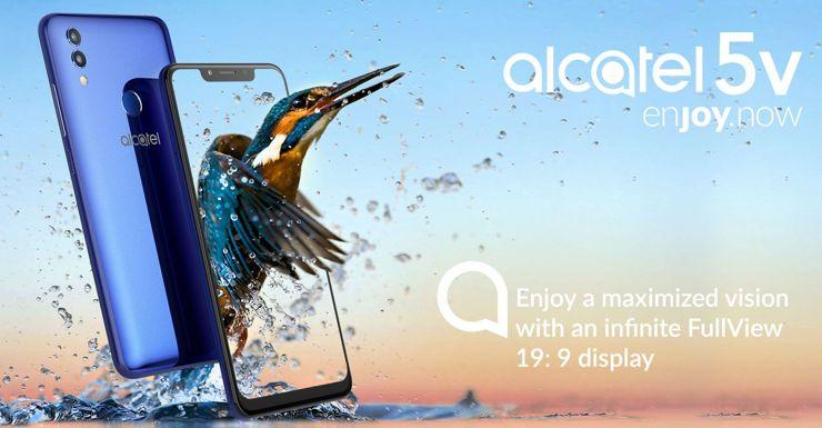 Alcatel 5V — когда внешний вид важнее всего