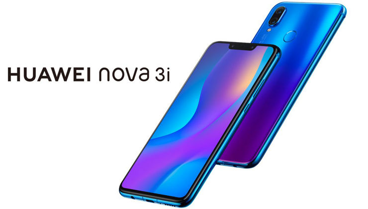 Huawei Nova 3i presented officially