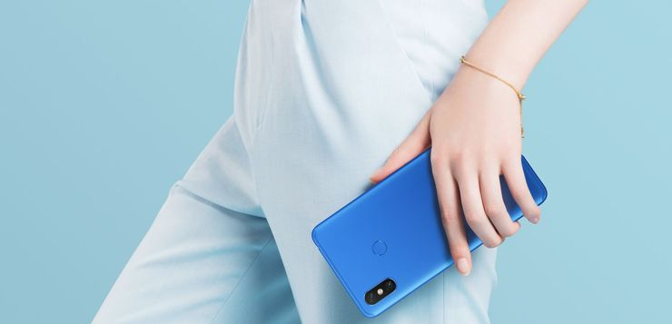 Xiaomi Mi Max 3 officially