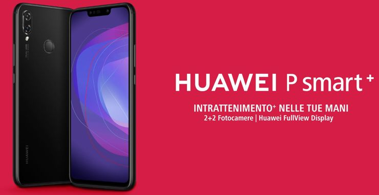 Huawei Nova 3i in Europe as P Smart+. We know the price!