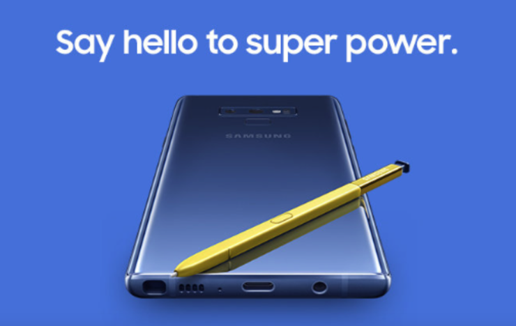 Galaxy Note 9 - I think we already know everything