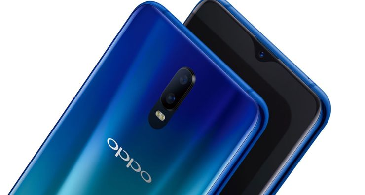 Oppo R17 officially presented