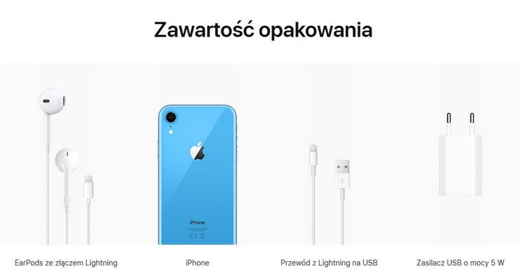 Information on the Apple website leaves no doubt - the adapter is missing!