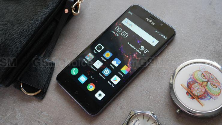 An elegant smartphone in a good price