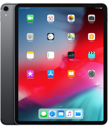 Colour versions of iPad Pro