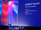 Shots from the Honor View20 launch