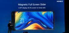 Presentation of Xiaomi Mi Mix 3 5G