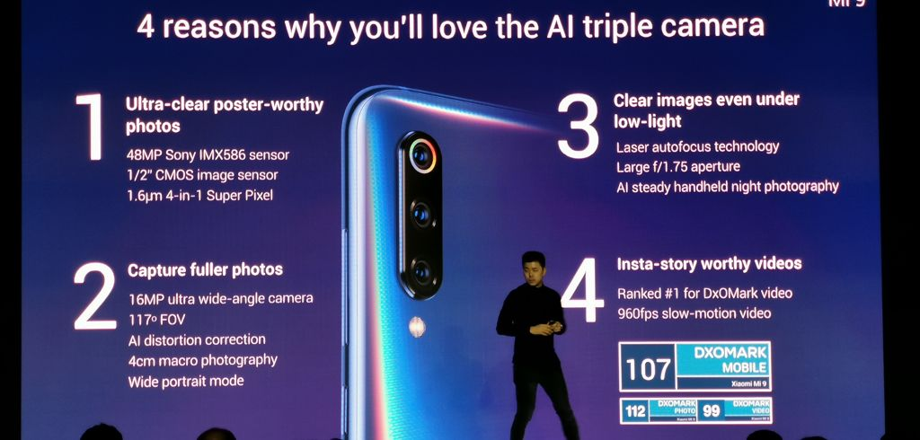 MWC19: Xiaomi about IoT, 5G network and new smartphones