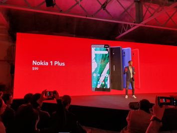 Nokia 1 Plus (or 1.1 Plus)
