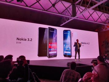 Nokia 4.2 and 3.2