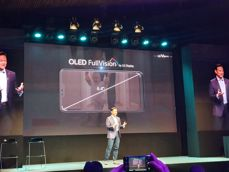 Presentation of LG V50 ThinQ 5G