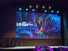 Presentation of LG G8 ThinQ