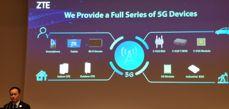 ZTE about 5G network