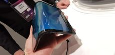Foldable smartphone/tablet from Royole
