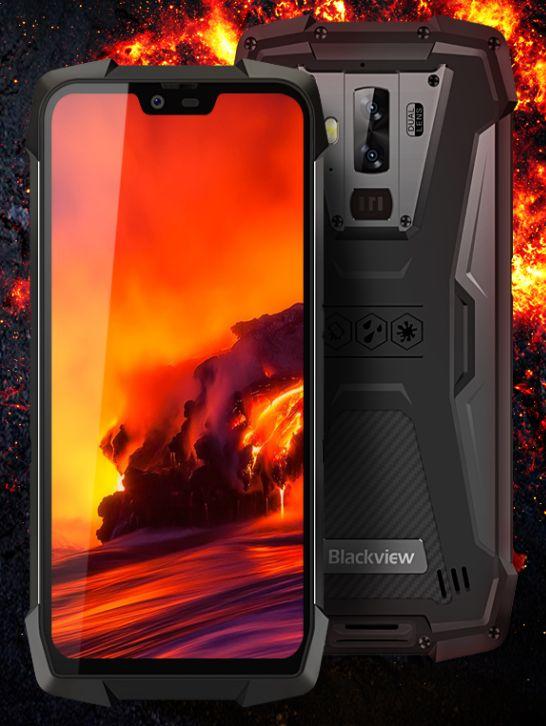 BlackView announces the robust BV9700 Pro model :: GSMchoice com