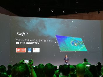 New models from the Swift series