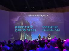 New devices from the Predator series
