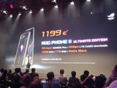The European launch of Asus ROG Phone II