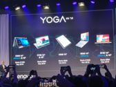 Lenovo Mirage AR set, new tablets and notebooks from Yoga and ThinkBook series