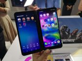 Dual Screen in LG G8X - a cover that can make many uses