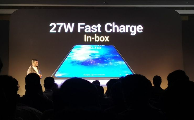 POCO X2 - fast charging