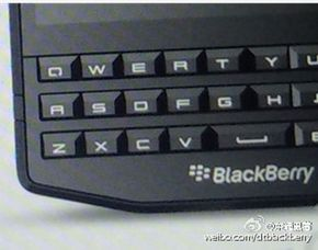 BlackBerry Oslo y P'9984