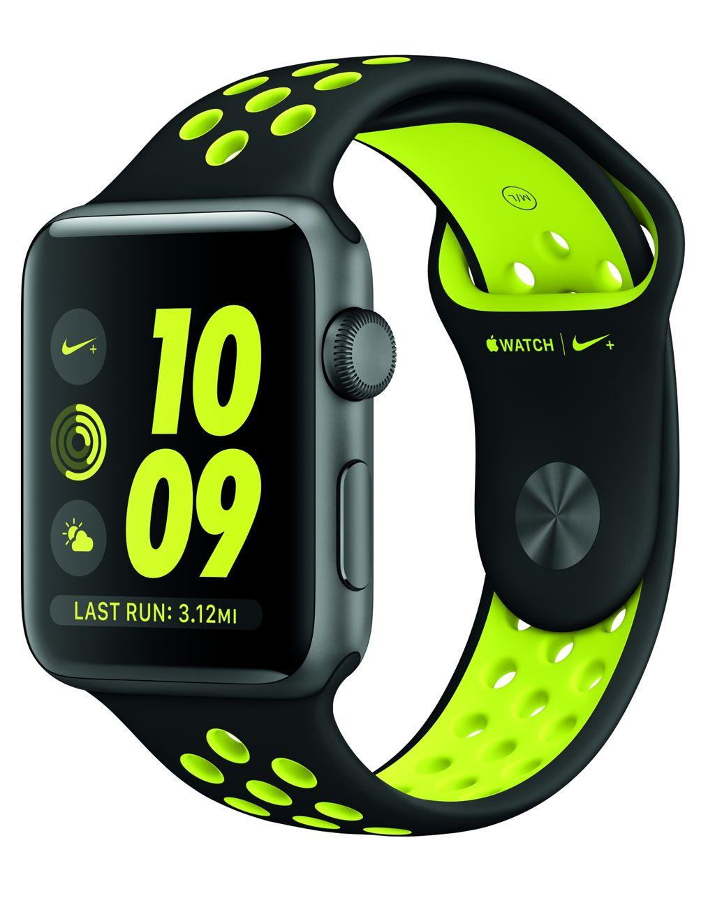 Сравнение apple watch series 2 42mm и apple watch series 1 sport 42mm.
