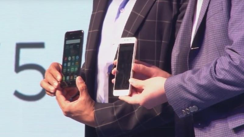 Vivo V5 presented officially, V5 Plus - only announced