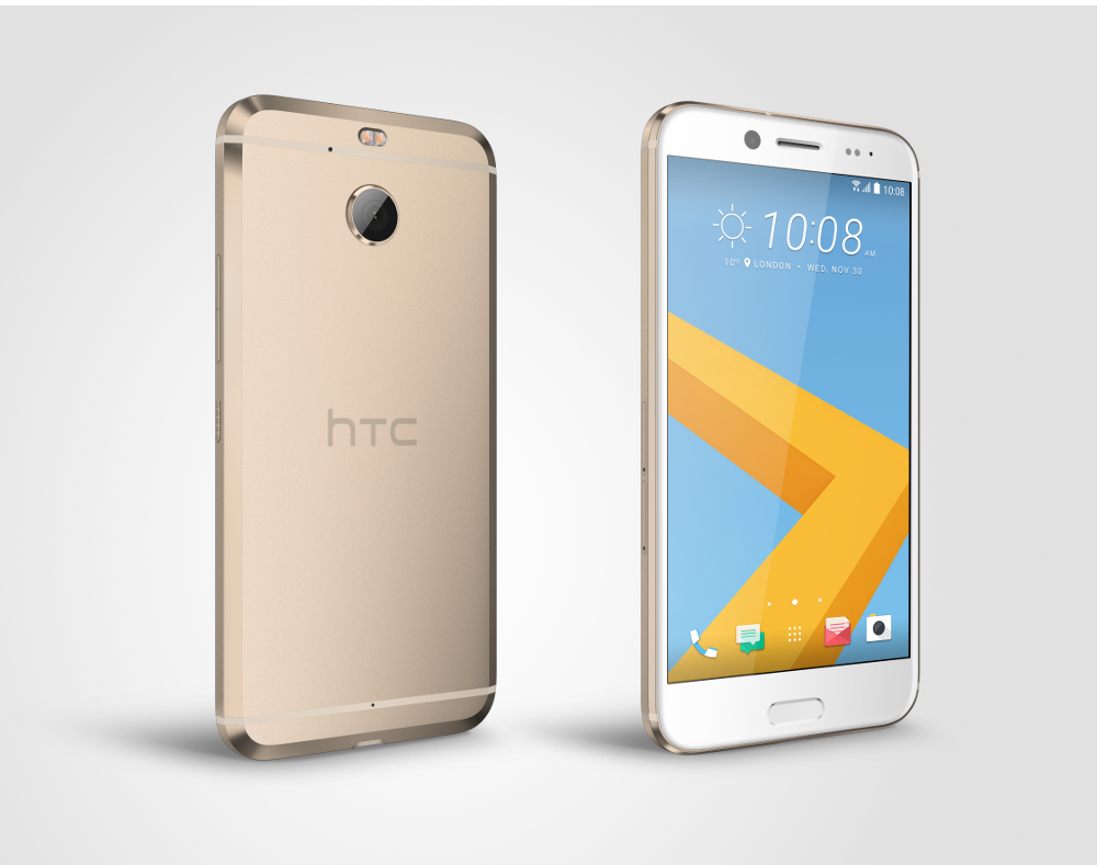 HTC 10 Officially Unveiled
