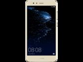Huawei P10 Lite in gold