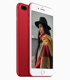 iPhone in (PRODUCT)RED edition
