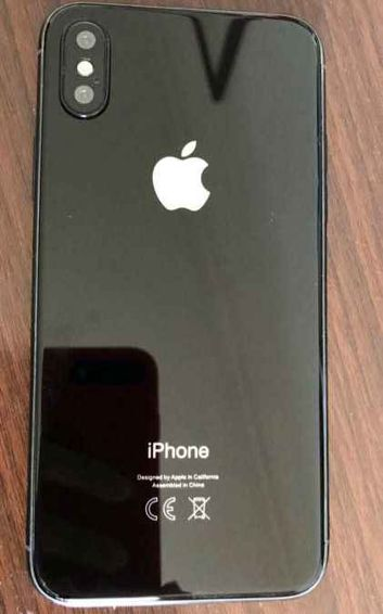 A real iPhone 8, or a dummy?