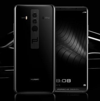 Huawei Mate 10 Pro Porsche DesignHuawei Mate 10 Porsche Design