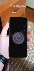 Samsung Galaxy S9 - renders from AR application