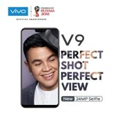 The slides promoting Vivo V9