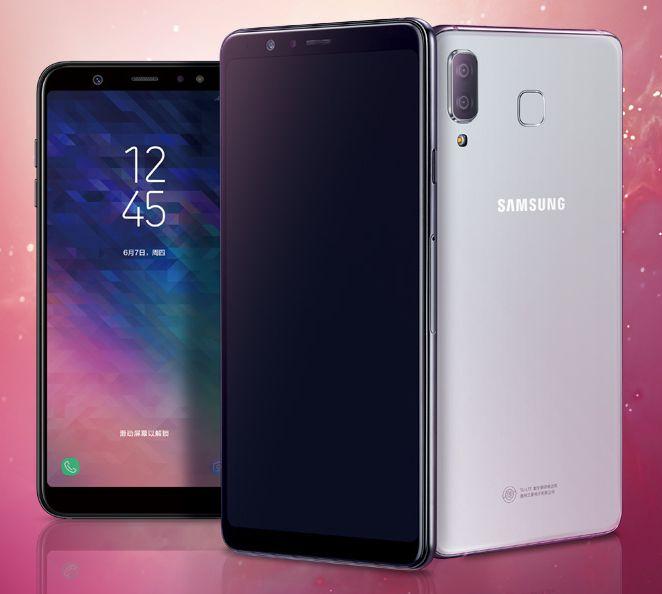 Samsung Galaxy A9 Star i Galaxy A9 Star Lite