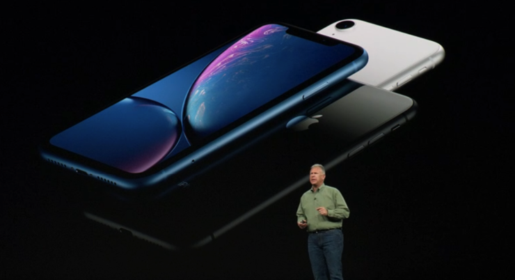 Information about iPhone XR