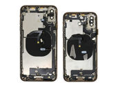 iPhone dismantled into parts