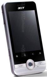 Galería de imágenes de Acer beTouch E120